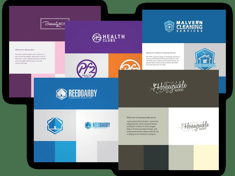 Branding and Graphic Design Malven