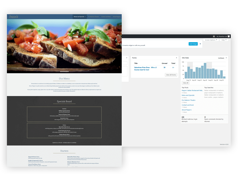Managed Websites and Marketing Malvern