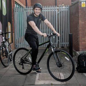 Mark Sunter Gym Bike